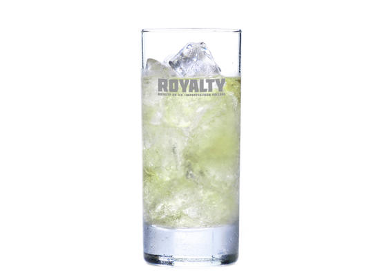 Royalty Lime & Soda