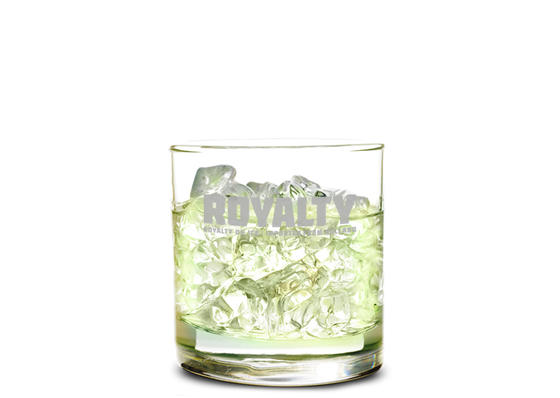 Royalty Lime on the Rocks